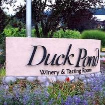 Duck Pond Sign