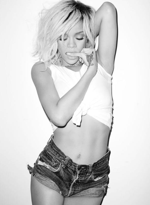 rihanna terry richardson 3 Rihanna x Terry Richardson