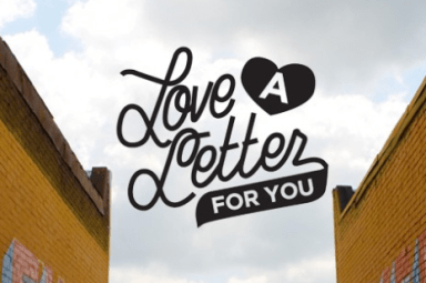 A Love Letter for You, el documental del proyecto mural Love Letter