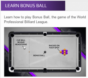 Learn Bonus Ball