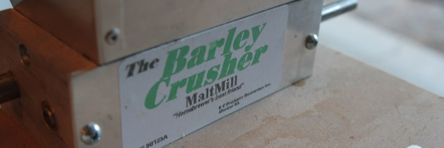 The Barley Crusher