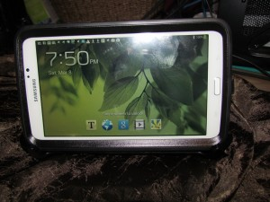 Otterbox Galaxy tablet case