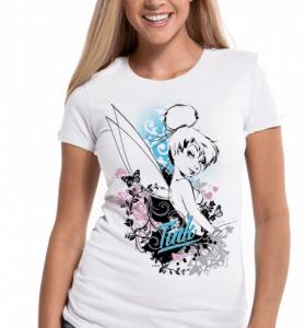 Del Sol Tinkerbell shirt
