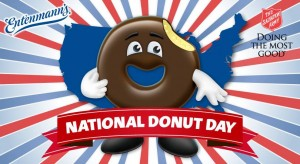 national donut day pic