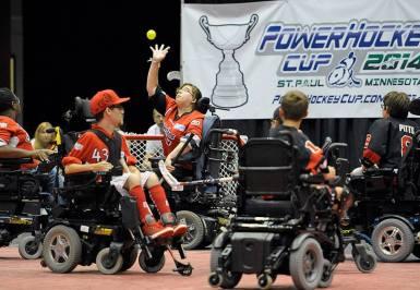 2014 Powerhockey Cup - Philadelphia vs Ottawa