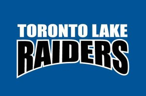 Toronto Lake Raiders logo