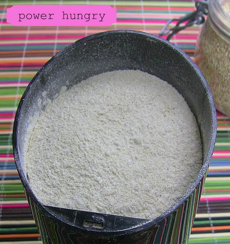 quinoa flour 1