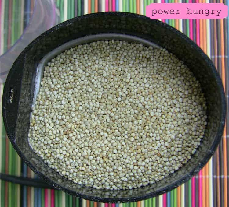 quinoa flour 3