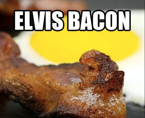 Elvis Bacon copy