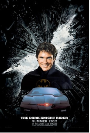 Dark knight rider copy
