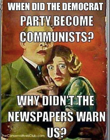Democrat Communists copy