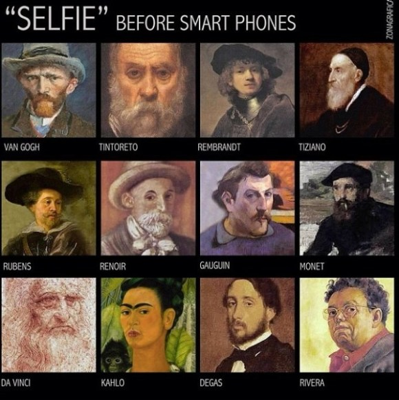 Old Selfies copy