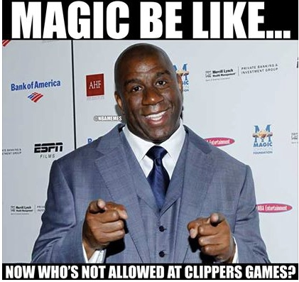 Magic Johnson copy