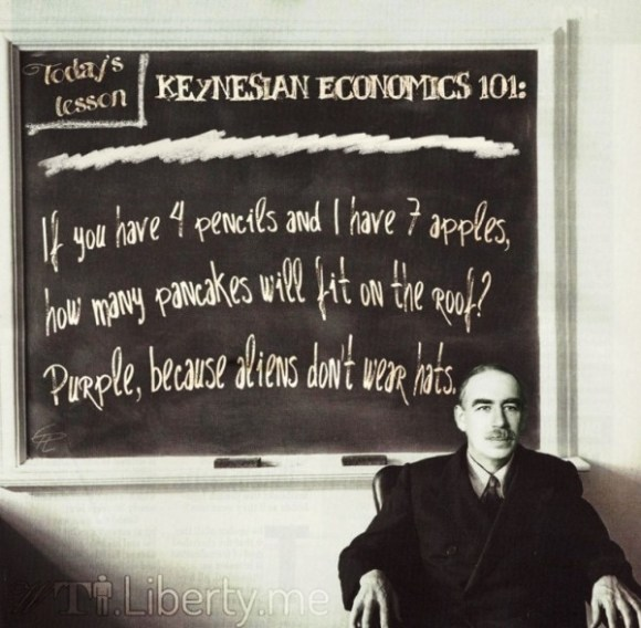 Keynes explained copy