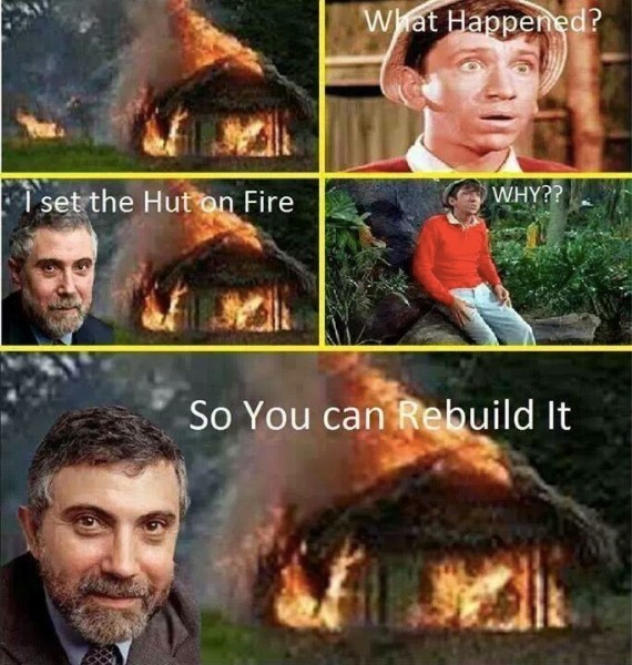 Krugman Explained copy