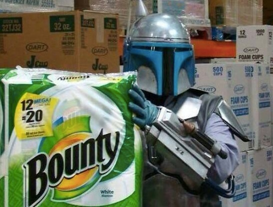 Bounty Hunter copy