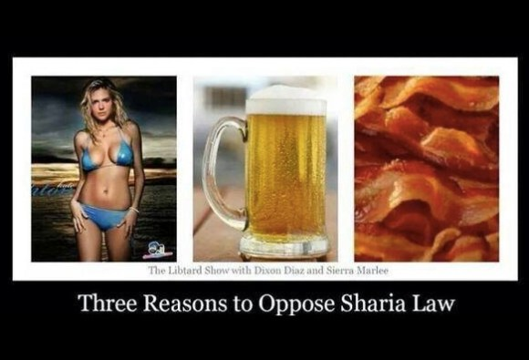 Oppose Sharia copy