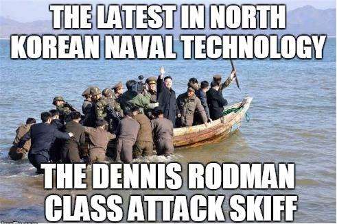 North Korean Navy copy