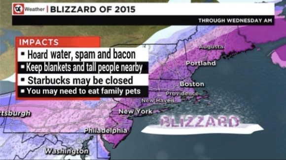 Blizzard Warning copy