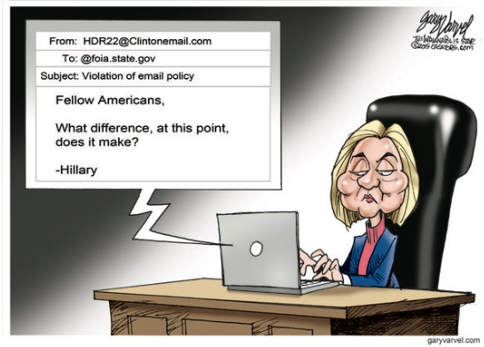 Hillary email copy