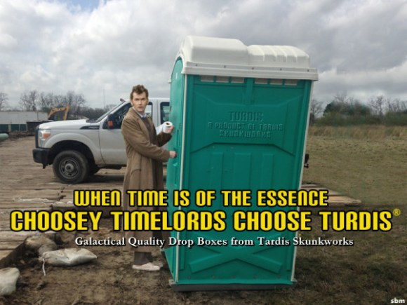 Choosey Timelords Choose