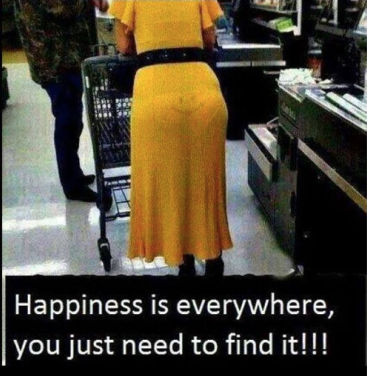 Happiness is everywhere copy