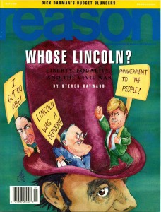 Lincoln Cover copy