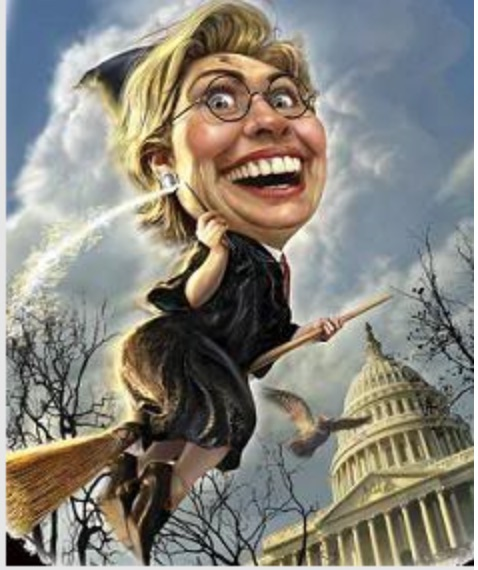 Hillary Broomstick copy