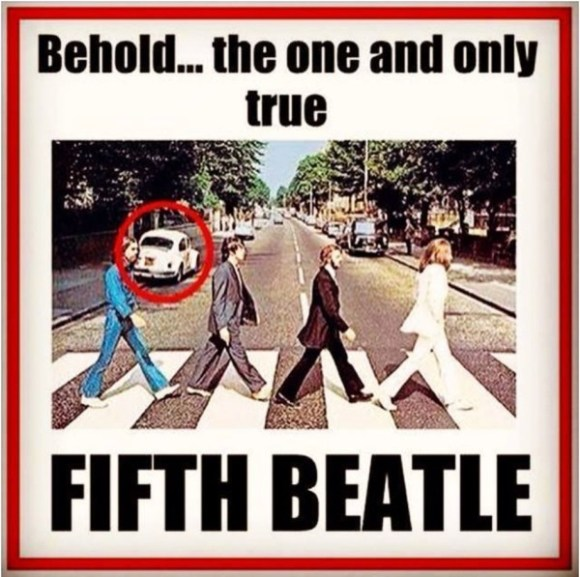 Fifth Beatle copy