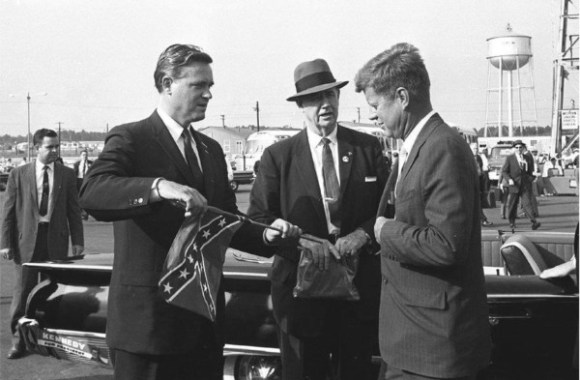 JFK and Flag copy
