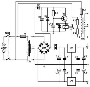 Starter together with 5v Switching Regulator Very Simple Circuit together with Doide as well 1966 Volkswagen Beetle Headlight Switch Wiring moreover 1958 Buick Generating System. on high voltage regulator