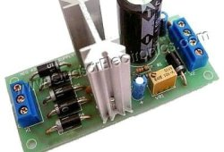 1.5A Negative Adjustable Power Supply