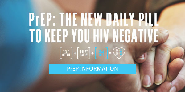 PrEP: the new daily pill to keep yu HIV negative