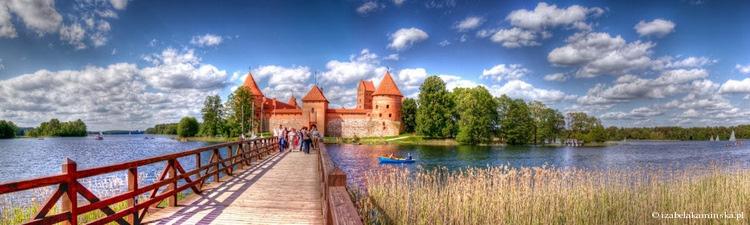 Zamek Trocki