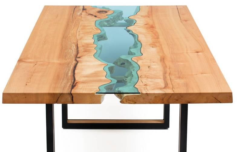Креативный стол. Дизайнер Greg Klassen.