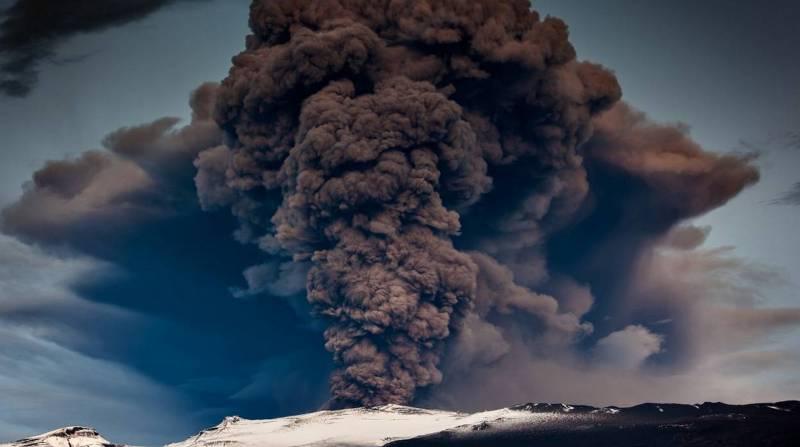 вулкан тамбора катастрофа