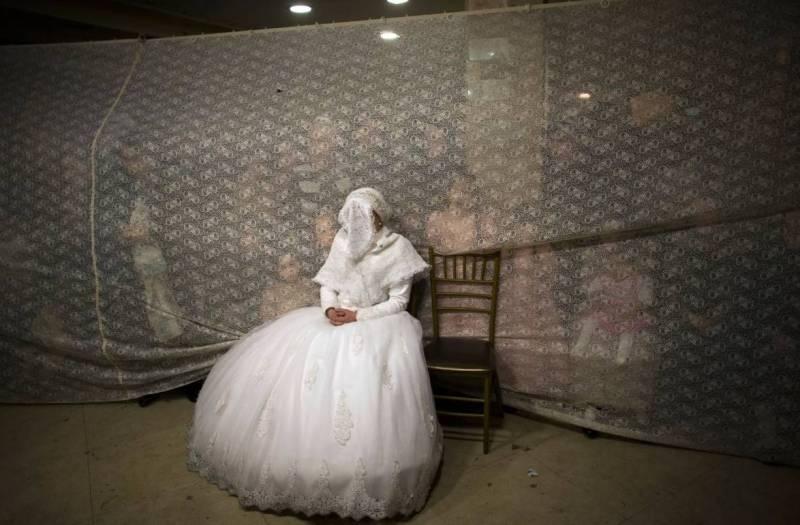 Свадьба евреи