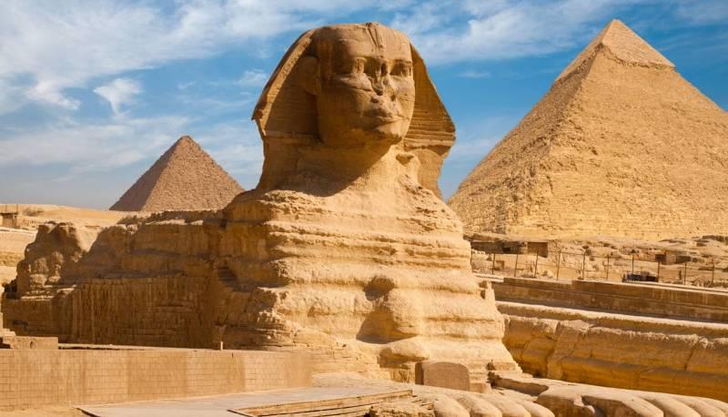 Пирамиды Египет