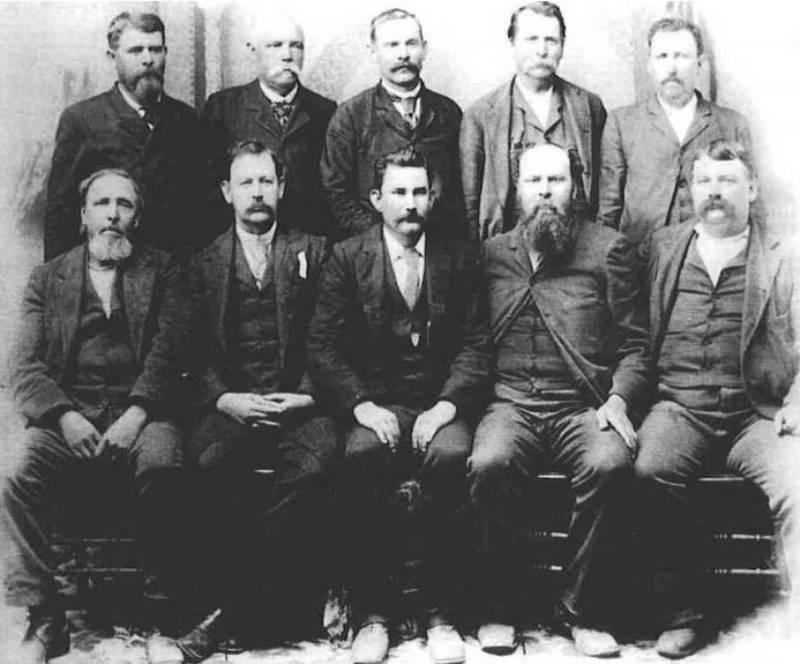 Фото толстяков 19 век