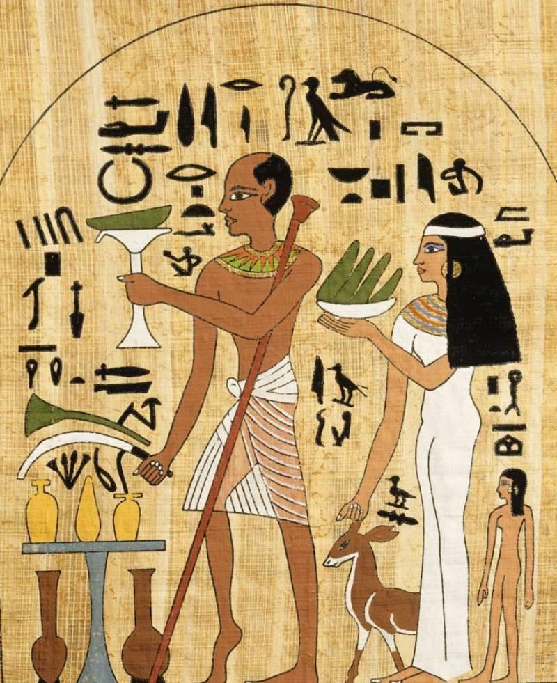 Древний Египет медицина
