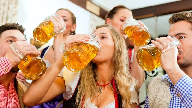 пивные фестивали дегустаторы