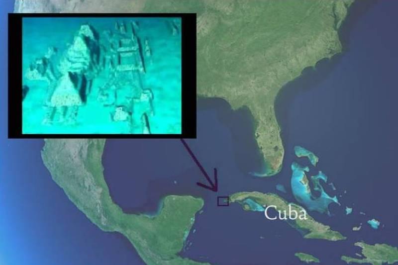 Кубинская Атлантида