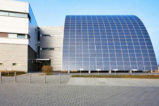 кремниевых солнечных батарей
