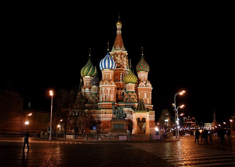 Покровский Собор в Москве. Фотоисточник