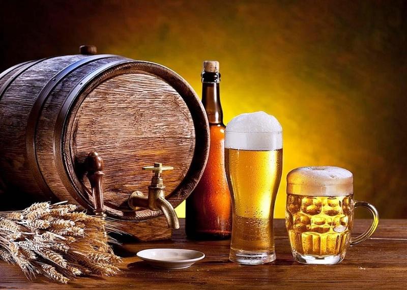 пиво, пивоварение, идеи для хобби, бокал пива