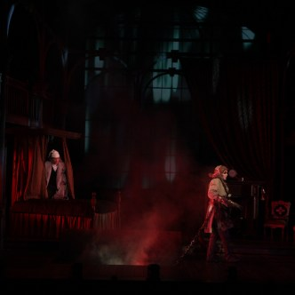 A Christmas Carol - Video Design by Joe Payne