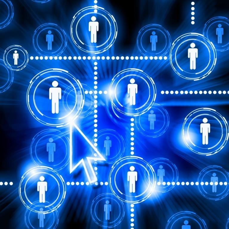 Wie sprechen Sie Ihre potenziellen Kunden und Geschäftspartner an?