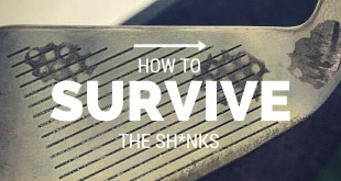 How to deal with the shanks