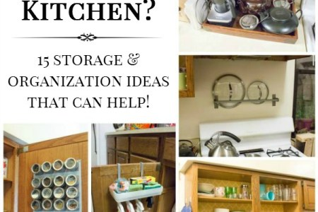 15 storage and ization ideas for your kitchen