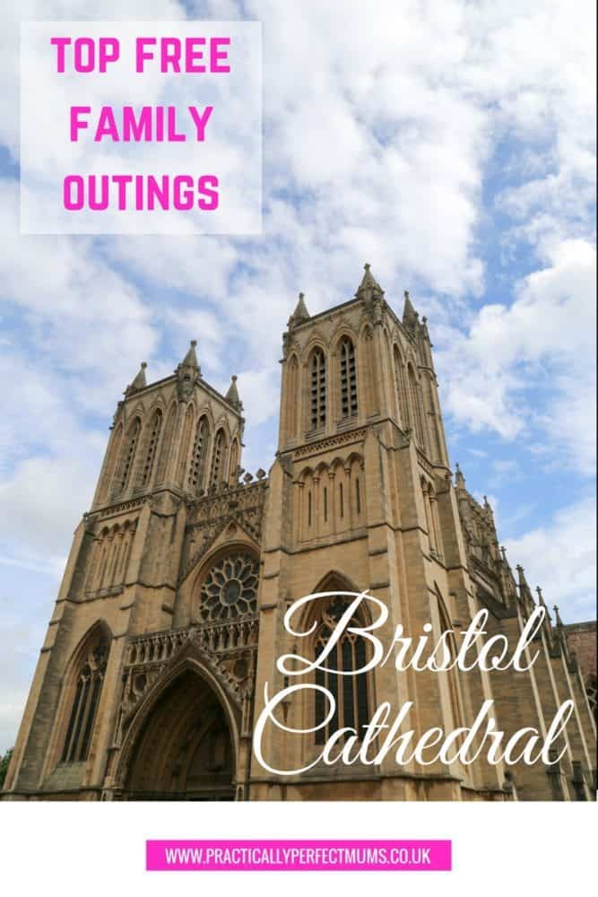 Bristol Cathedral top outings Blog